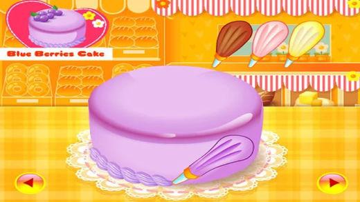 儿童蛋糕厨师