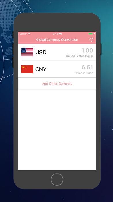 全球货币转换