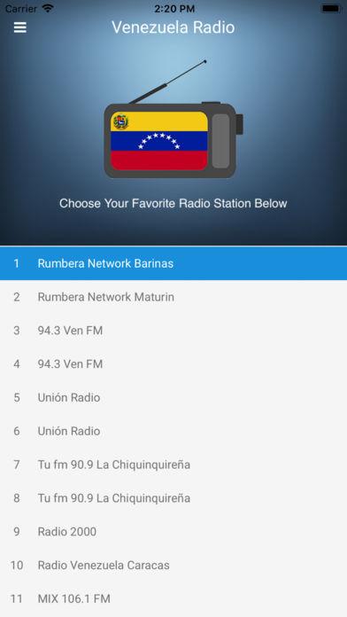 委内瑞拉广播电台
