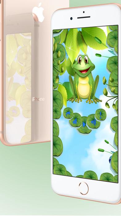 游戏蛙声音游戏