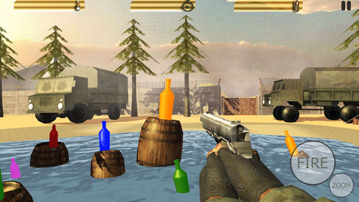 前线瓶射击3D