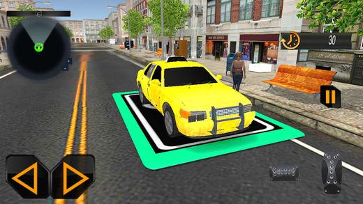 纽约最佳城市出租车司机游戏