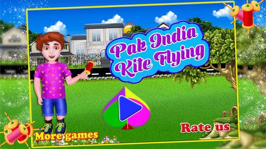 朴 印度 风筝 飞行