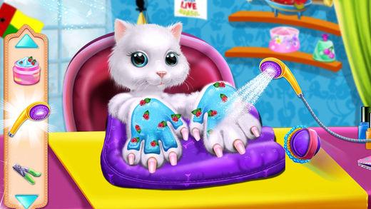 Kitty的宠物猫日托装扮