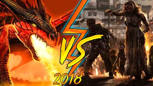 龙vs僵尸