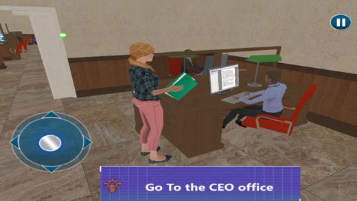 吓唬你的老板:虚拟的乐趣