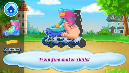 学习有趣的交通工具