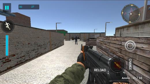 突击队基地射手3D