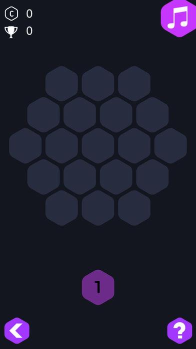 六边形的叠加