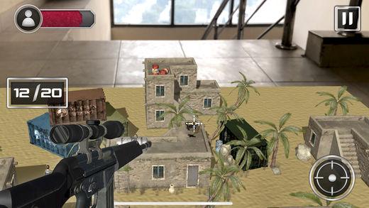 爆击AR FPS射击游戏