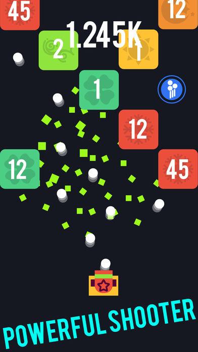Fire Ball: 增量射击