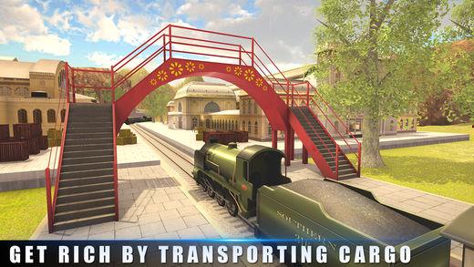 货物列车驾驶模拟器