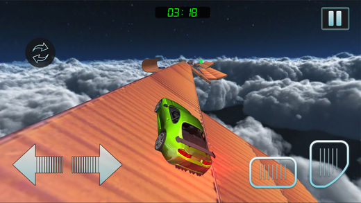 3D 不可能 跟踪 行驶