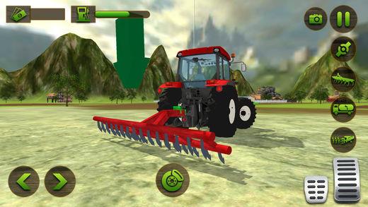 重型牵引车农业税18