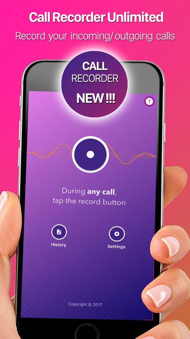 为iPhone记录电话 App #