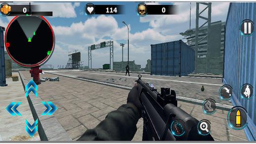 狙击战Vs的机器人变换