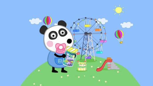 宝宝糖果游乐园
