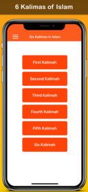 伊斯兰教的六个Kalima ستةكلمة Pro