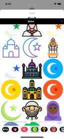 穆斯林宗教贴纸