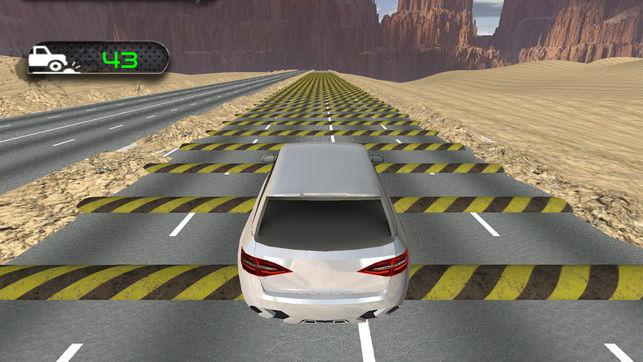 100次减速行驶测试