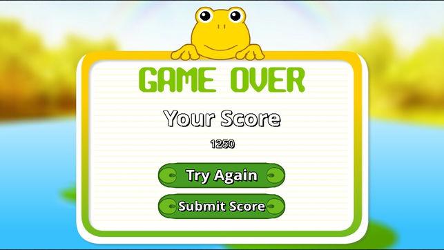 青蛙跳跳乐