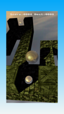 Roll3D: 三维平衡球3D游戏