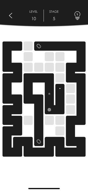 一划:一笔画到底单机解谜游戏