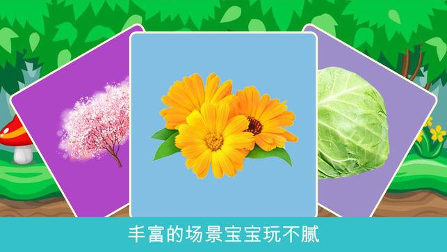 宝宝拼图植物园HD