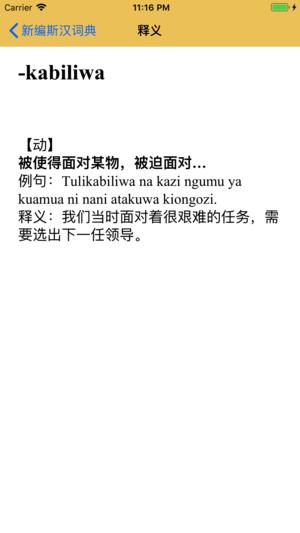 新编斯汉词典