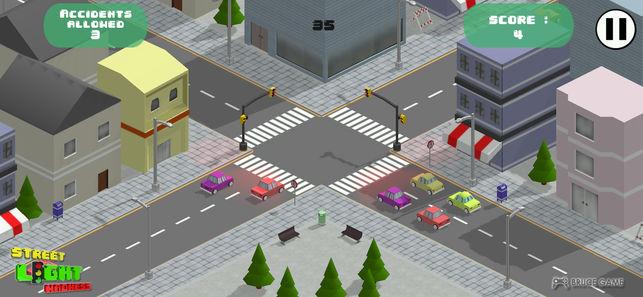 街道交通灯