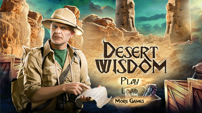 人格奇异人生:沙漠古城