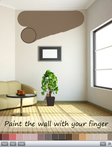 Paint My Wall Pro - Virtual Room Painting