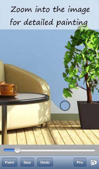 Paint My Wall - Virtual Room Painting
