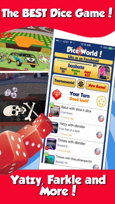 Dice World(骰子世界)