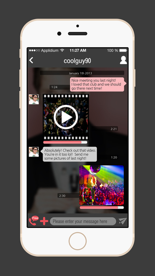 DIGSSO - GAY SOCIAL NETWORK