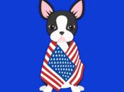 Black Boston Terrier Emoji Stickers for iMessage 1.6