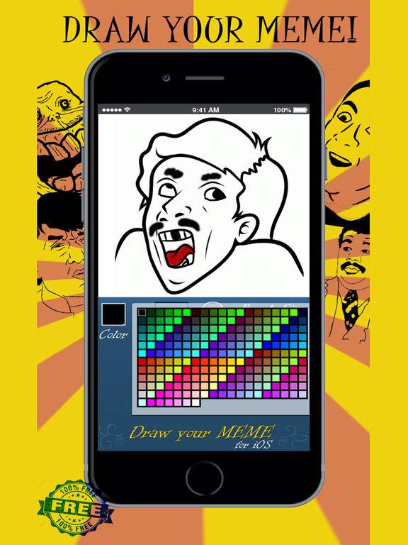 画出你MEME! - Draw your MEME!