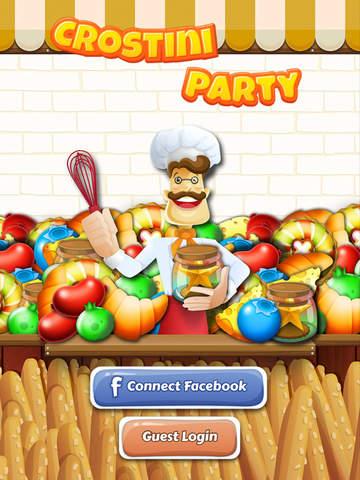 Crostini Party