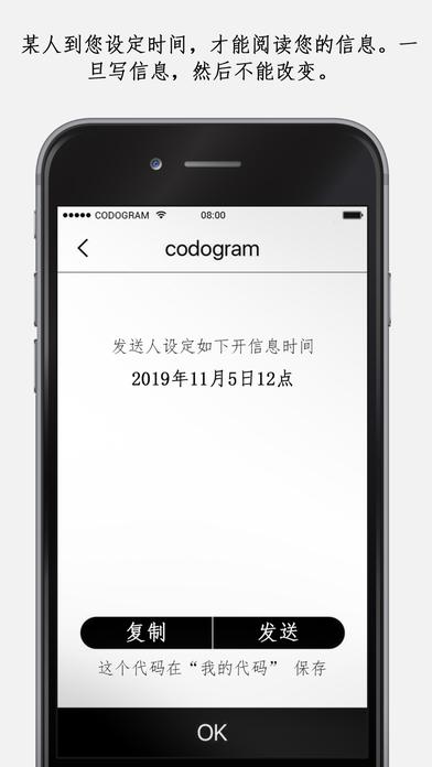 Codogram