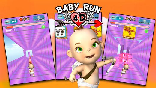 Baby Run 4D - Run123