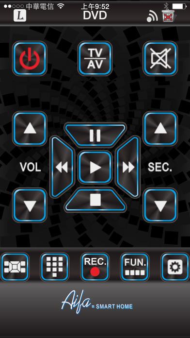 AIFA i-Ctrl WiFi遥控器