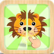 Animals Half Face for kids 1.0.0