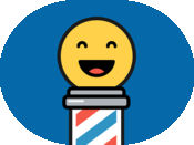 BarberMojis- Barbers & Hairstyles Emoji Stickers 1.2