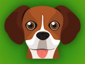 Beagle Emoji 1
