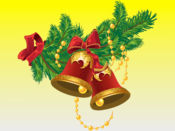 Beautiful Christmas Decoration Stickers 1