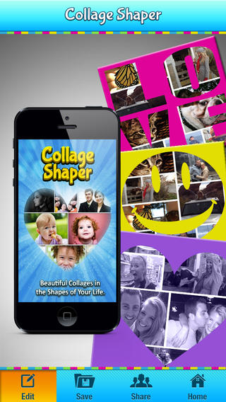 Collage Shaper