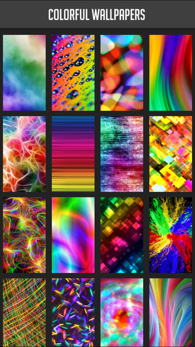 Colorful Wallpapers!