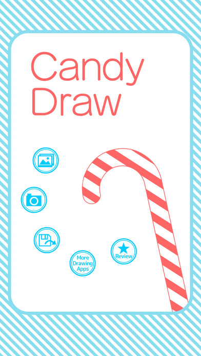 Candy Draw - 绘画软件