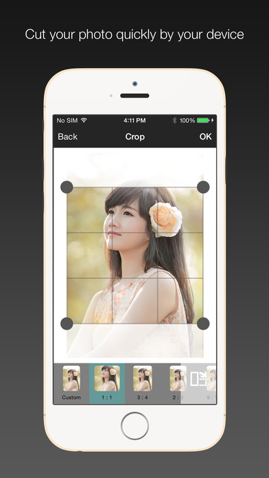 CamPlus - Fast way to take photos, edit and share.