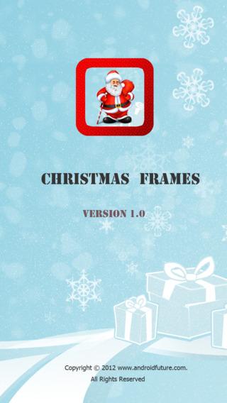 Christmas Frames Pro